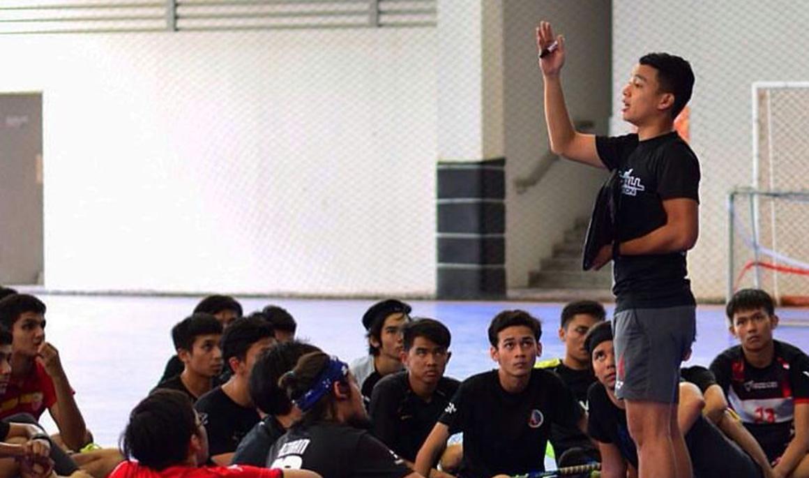 Youth Floorball Academy - Syazni coaching2