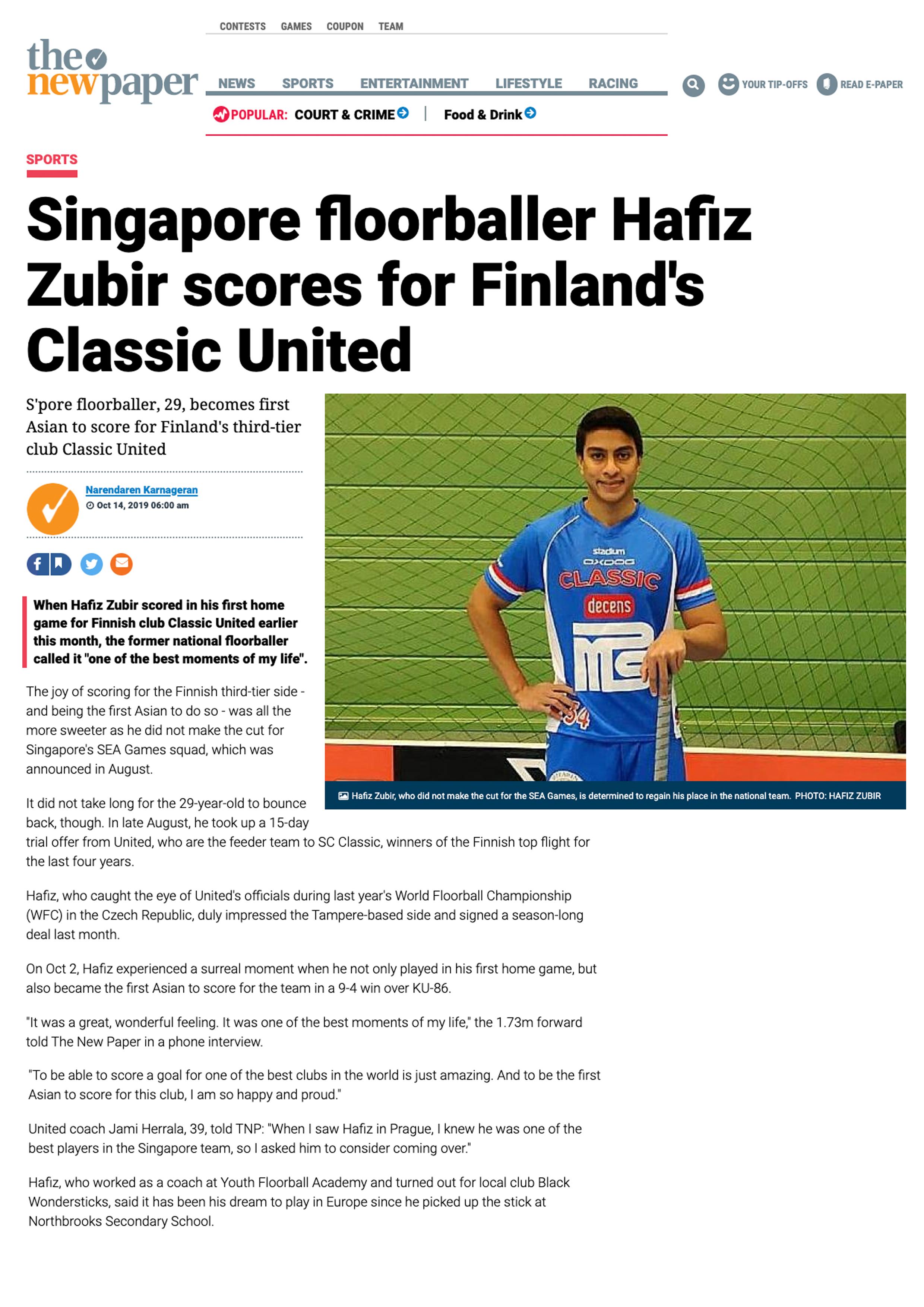 TNP feature Hafiz Zubir 14Oct2019