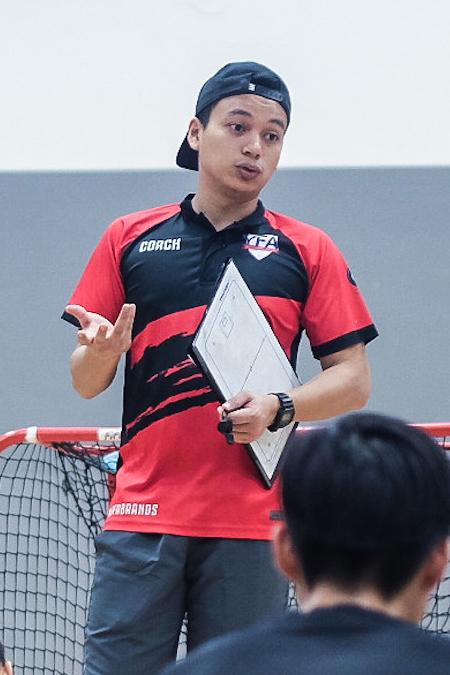 YFA-Coach Syazni